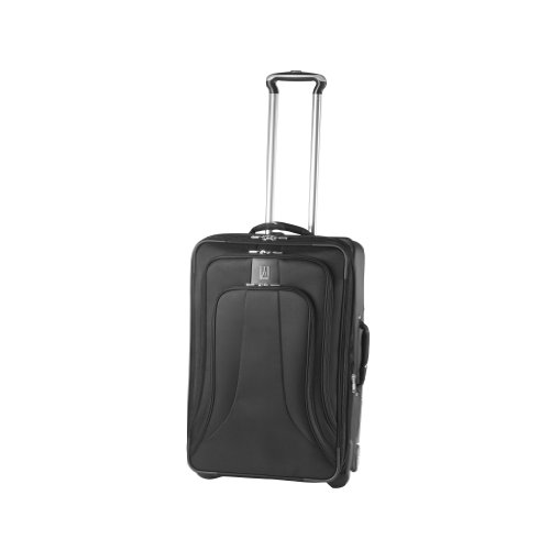 Travelpro Luggage WalkAbout LITE 4 24-Inch Expandable Rollaboard Suiter, Black, One Size best seller