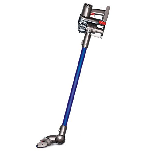 Dyson DC44 Animal Bagless Cordless Stick Vacuum: Blue/Iron (Certified Refurbished) (Dyson Dc44 Animal Plus compare prices)