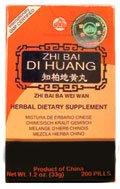 Zhi Bai Di Huang Teapills-MS3630