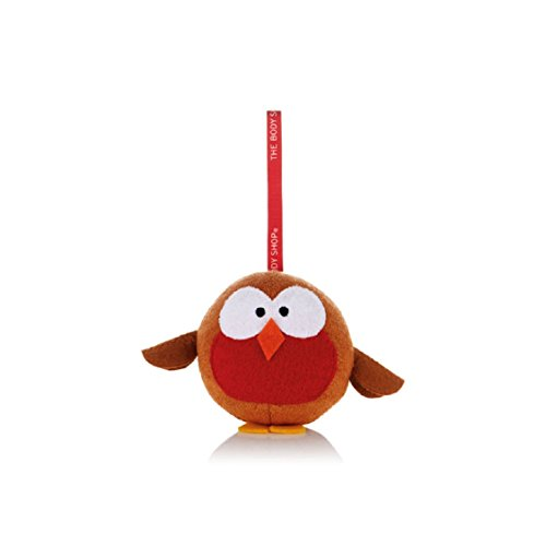 The Body Shop Holiday Critter Bath Sponge Robin (Glazed Apple Bath Jelly compare prices)