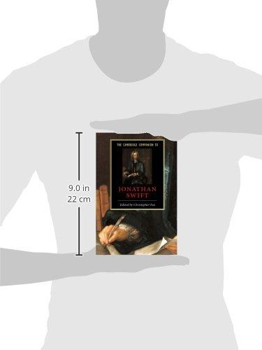 The Cambridge Companion to Jonathan Swift (Cambridge Companions to Literature)