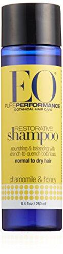 EO Products - Shampoo Restorative Chamomile & Honey - 8.4 oz