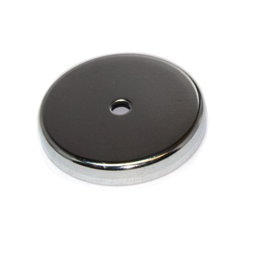 CMS Magnetics® 50 LB Holding Power Round Base Magnet RB60 2.6