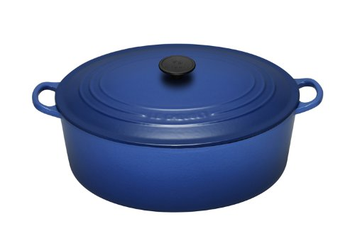 Le Creuset Enameled Cast Iron 5 Quart Oval French Oven