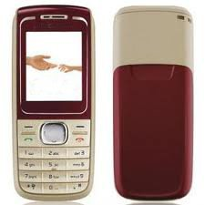 Replacement Body Panel Housing For Nokia 1650 White