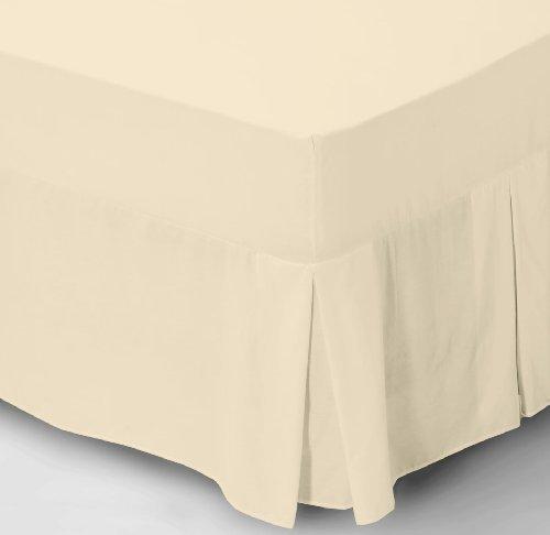 Catherine lansfield coprimaterasso per letto king size beige dimensioni 150x200 cm - Dimensioni letto queen size ...