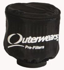 NEW OUTERWEARS BLACK COVER WITH TOP FOR 3 1/2