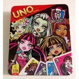 Monster High Uno in Tin by Cardinal