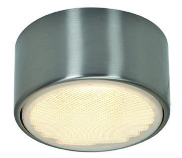 Access Lighting 20742Led-Bs Ares Led Light Flush/Wall Mount, Steel