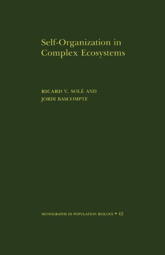 Self-Organization in Complex Ecosystems (Monographs in Population Biology)