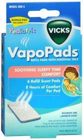 Vicks Sleepytime Waterless Vaporizer Scent Pads