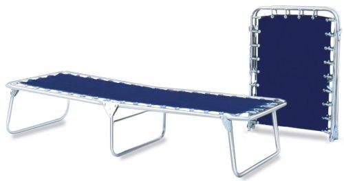 Blantex XB-1 Heavy Duty Steel Folding Spring Cot