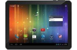 Denver TAD-97072G UMTS/3G 24,64 cm (9,7 Zoll) Tablet-PC (Rockchip, DualCore Prozessor, 1,3GHz, Dual SIM, GPS, 1GB RAM, 8GB HDD, Android Touchscreen) schwarz