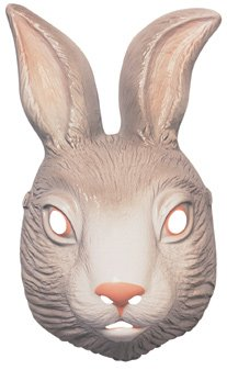 Bunny Animal Mask Costume Accessory