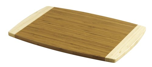 Joyce Chen 34-0006, 14-by-21-Inch Two-Toned Carving Board