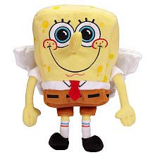 Sponge Bob Small Plush - Angel