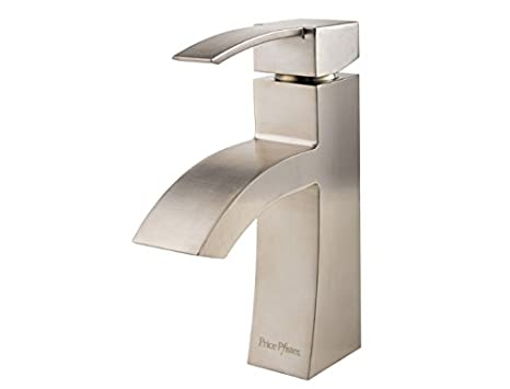 Pfister F-042-BNKK Bernini Single Handle Single Hole Bathroom Faucet