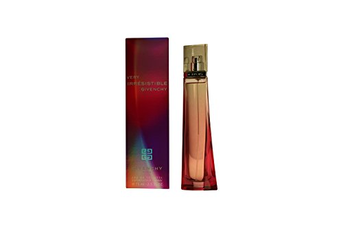 GIVENCHY - VERY IRRESISTIBLE Eau De Toilette vapo 75 ml-mujer