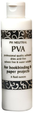 Books by Hand pH Neutral PVA Adhesive, 8oz