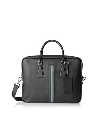 Prada Men's Laptop Bag, Black