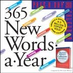 365 New Words-A-Year Page-A-Day 2010 Desk Calendar