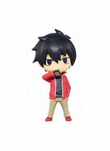 Kagerou Project Mekakucity Actors Figure Strap Mascot Chain Shintaro - 1