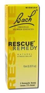 Bach Flower Remedies #39 Rescue Remedy
