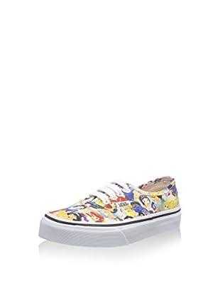 Vans Zapatillas K Authentic (Multicolor)