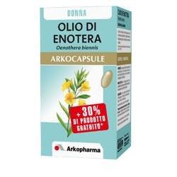 Arkopharma Arkocapsule Integratore Alimentare Olio di Enotera - 60 Perle