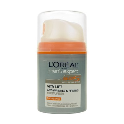 Cheapest L'Oreal Mens Expert VITA LIFT Anti Wrinkle & Firming Moisturizer (50ml) by Loreal - Free Shipping Available