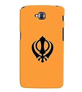 MakeMyCase Sikh PunJabi case For Lg Pro Lite