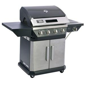The Excellent Quality BD 4Burner Propane Gas Grill