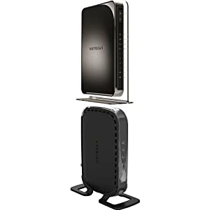 Netgear WNDR4500 N900 Dual Band Gigabit Wifi Router and High Speed DOCSIS