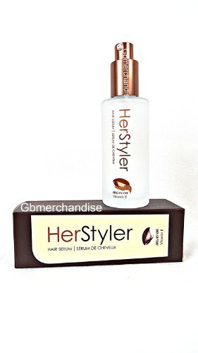 Herstyler Hair Serum With Argan Oil For Natural Shinny,Healthy Hair