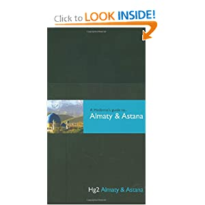 A Hedonist's Guide to Almaty and Astana download