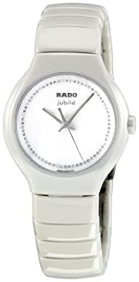 Rado Women's R27696732 True White Dial Watch