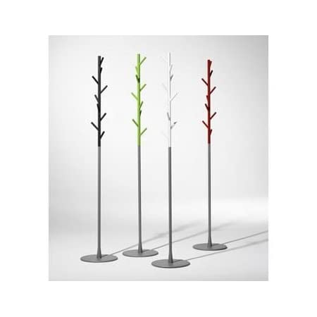 STICKS coat stand, red