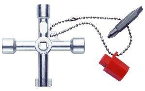 klauke-schaltschrankschlussel-mit-kette-adapter-kl-500