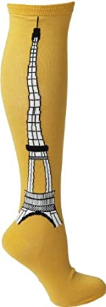 Socksmith Eiffel Tower Women's Knee High Socks