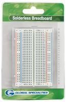 PCBs & Breadboards 3.3X1.4 400 Tie Points 80 Term Clips - 1