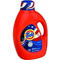 Procter and Gamble 13882 Tide 2X Liquid Laundry Detergent