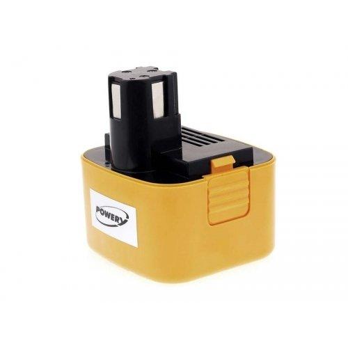 Imagen 3 de Batería para Panasonic Taladro EY6100FQK 3000mAh NiMH, 12V, NiMH