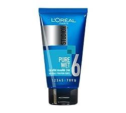 Loreal Men Studio Line Pure Wet Gel 150 ml with Ayur Product in Combo