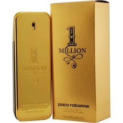 Paco Rabanne 1 Million 3.4 oz Eau de Toilette Spray