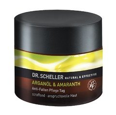 Argan Oil & Amaranth Anti-Wrinkle Care Day for