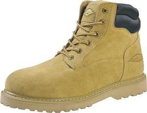 Work Boot 6in St Toe Xwide 8.5 (Extra Wide Steel Toe Shoe compare prices)