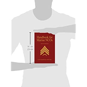 Handbook for Marine NCO's, 5th Edition