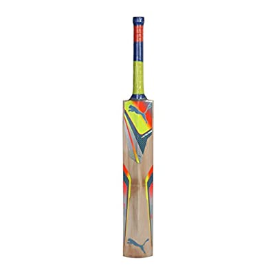 Puma evoSpeed 2500 English-Willow Cricket Bat, Size 6