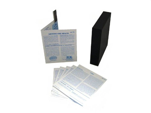 American Educational Microslide Smoking and Health Lesson Set - 1