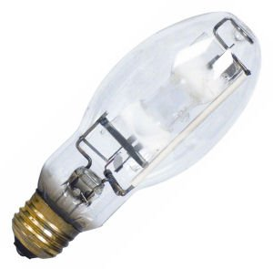 Philips 140939 High Intensity Discharge High Pressure Sodium 100-Watt BD17 Medium Base Light Bulb